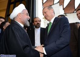 توافق هسته ای ایران و پنج بعلاوه یک,حسن روحانی,ایران و ترکیه,رجب طیب اردوغان