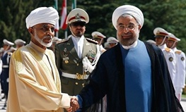 توافق هسته ای ایران و پنج بعلاوه یک,حسن روحانی,عمان