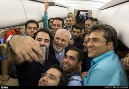 محمدجواد ظریف,توافق هسته ای ایران و پنج بعلاوه یک
