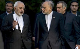 توافق هسته ای ایران و پنج بعلاوه یک, مذاکرات هسته ای ایران با 5 بعلاوه 1, محمدجواد ظریف, مجلس نهم, علیاکبر صالحی