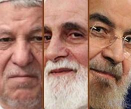 دولت یازدهم,حسن روحانی,اکبر هاشمی رفسنجانی,علی اکبر ناطق نوری