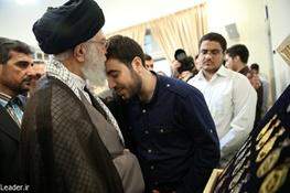 بسیج,آیتالله خامنهای رهبر معظم انقلاب