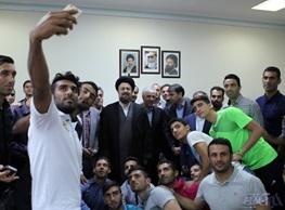سید حسن خمینی,باشگاه سایپا