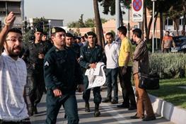 توافق هسته ای ایران و پنج بعلاوه یک,لوران فابیوس,سپاه پاسداران,وزارت کشور