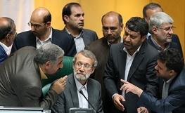 مجلس نهم,جبهه پایداری,علی لاریجانی