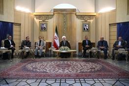 حسن روحانی,سازمان همکاری شانگهای,ایران و روسیه,روسیه