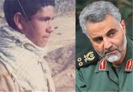 قاسم سلیمانی,شهیدان دفاع مقدس و انقلاب اسلامی