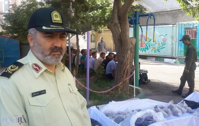 کشف 500 کیلو مواد مخدر در آذربایجان شرقی/ 8 باند سوداگران مرگ متلاشی شد