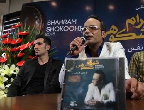 نگرانی یک خواننده از پخش شدن کلیپهایش در ماهواره