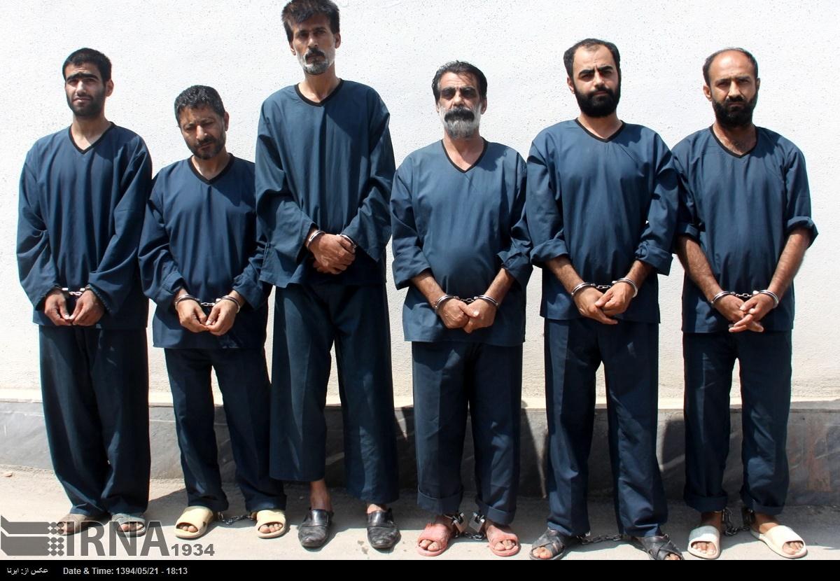 مشهورترین قاتل ایرانی قاتل زنجیرهای حوادث مازندران حوادث گلستان اعدام در ایران اخبار مازندران اخبار گلستان اخبار قتل اخبار جنایی اخبار اعدام