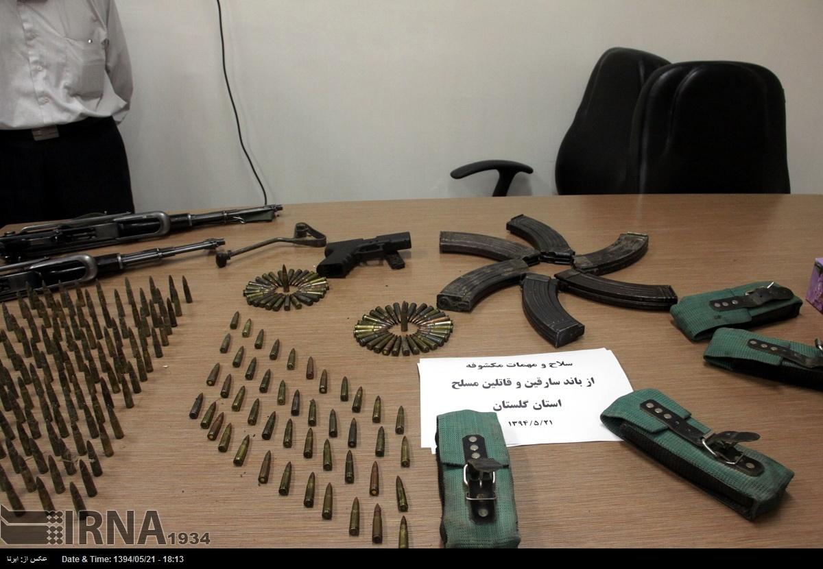 قتلهای زنجیرهای قتل در ایران قتل با اسلحه قاتلین معروف ایران عکس قاتل حوادث گلستان اخبار گلستان اخبار قتل