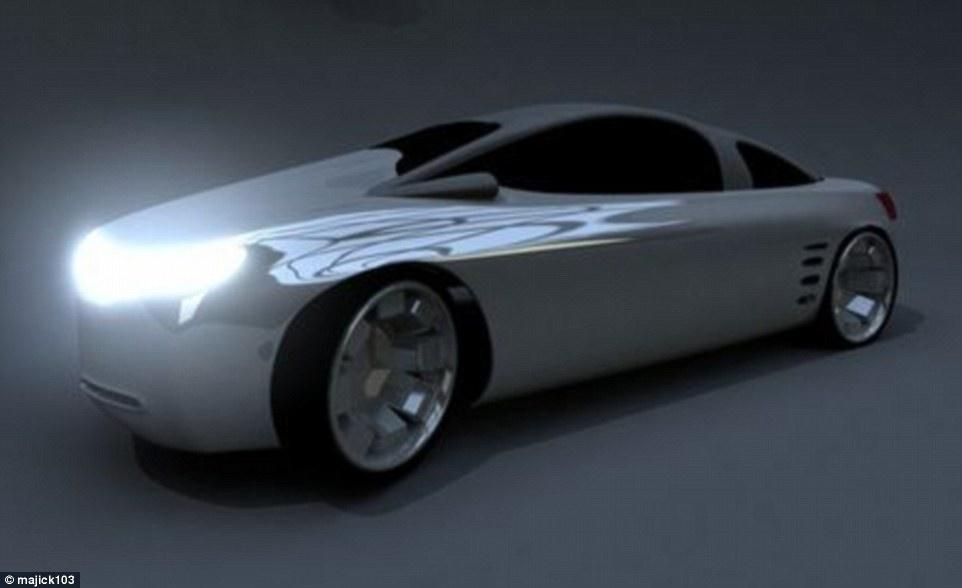 کدامیک از این خودروها، «آی کار»اپل است؟
