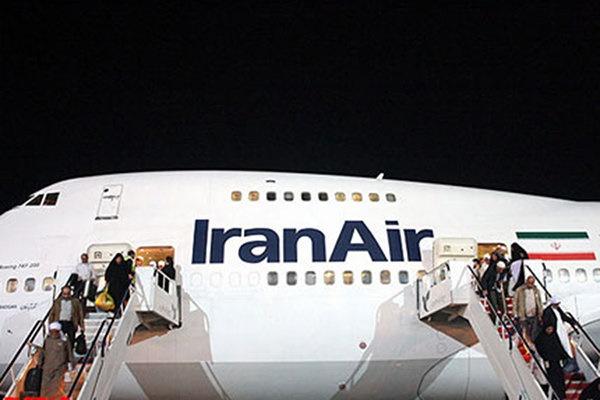 سهم ایرلاینها از پروازهای حج/ اعزام ۶۴ هزار زائر از ۱۹ فرودگاه کشور با ۲۲۳ پرواز