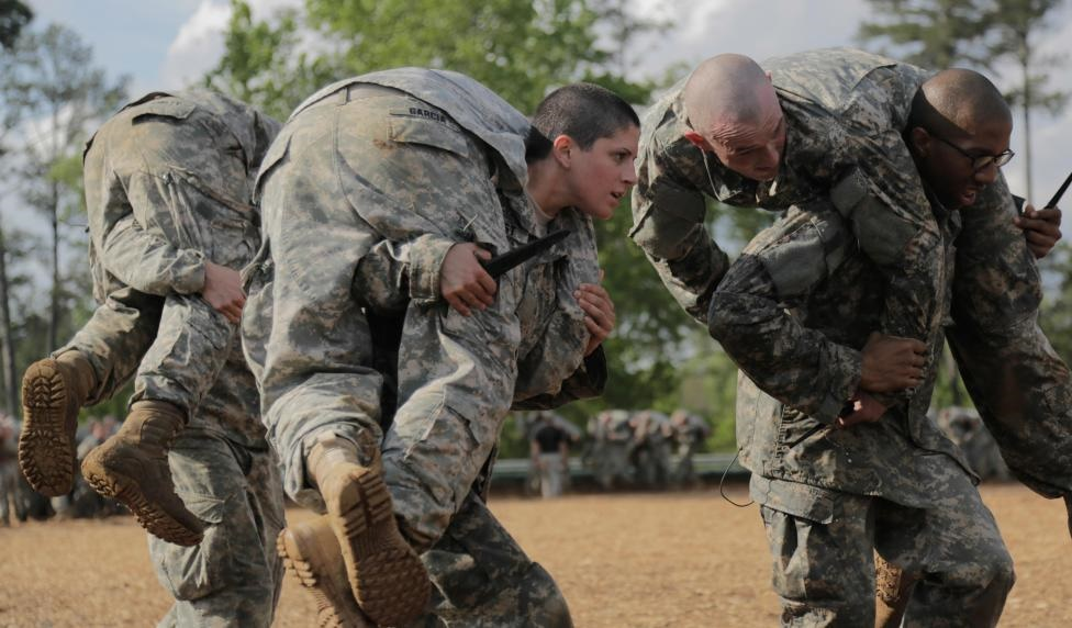 زنان ارتش ایالات متحده آمریکا را ببینید
