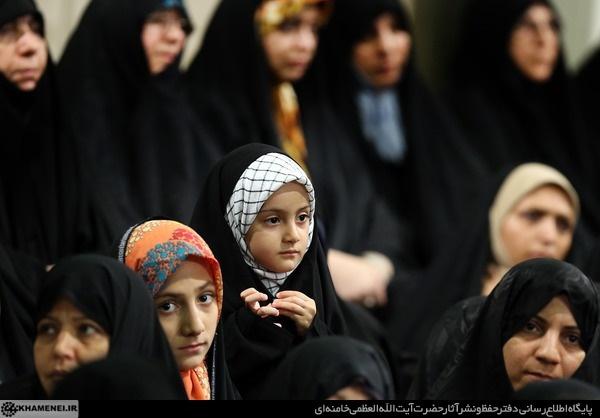 آیتالله خامنهای رهبر معظم انقلاب