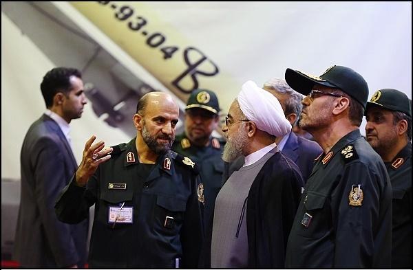 حسن روحانی,وزارت دفاع
