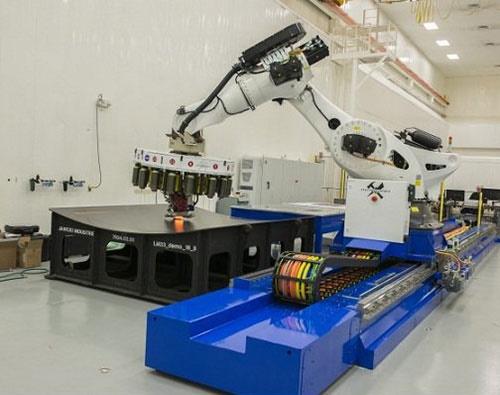 کمک ربات غولپیکر ناسا به ماموریت مریخ