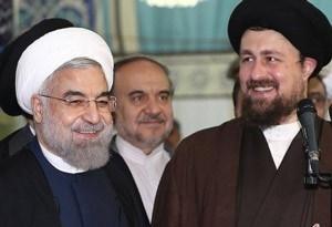 روحانی: راه امام یعنی اسلامیت و جمهوریت/تقدیر یادگار امام از دولت