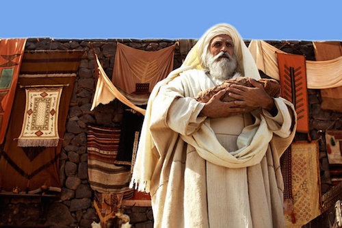 علیرضا شجاعنوری از بازی در نقش عبدالمطلب میگوید / فیلم «محمد رسولالله ص» شهامت ما را بالا برد