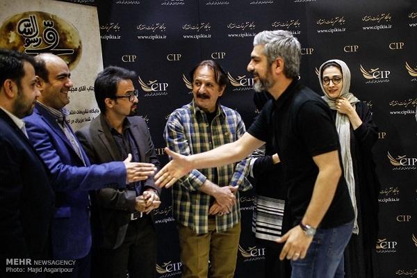 عوامل فیلم «محمد رسولالله ص» در فرودگاه / مجیدی و بازیگرانش به کانادا رفتند
