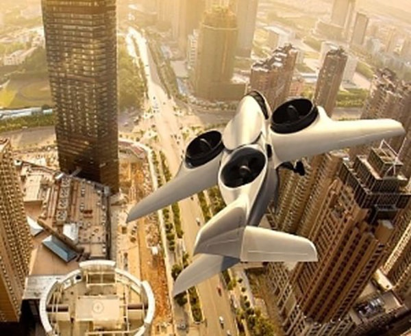 نسل جدید هواپیماهای مسافربری بدون نیاز به باند و فرودگاه