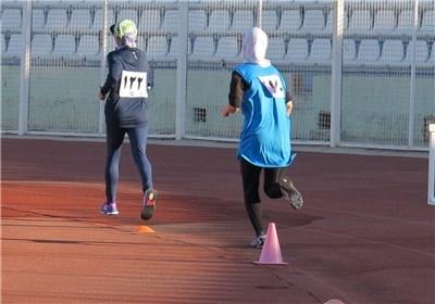 دومین روز  مسابقات لیگ دوومیدانی بانوان کشور رکورد دوی ۱۰ کیلومتر بانوان توسط بانوی قزوینی شکسته شد