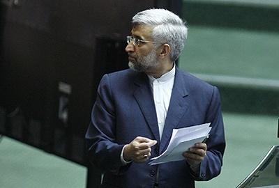 جلیلی باید درباره علل صدور قطعنامهها علیه ایران در کمیسیون برجام توضیح دهد