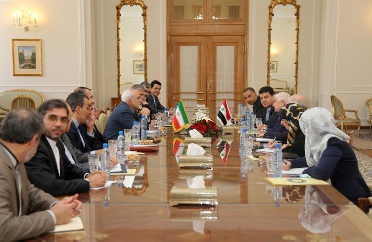 روز شلوغ وزارت خارجه/ دیپلماسی ایرانی میزبان سوریه