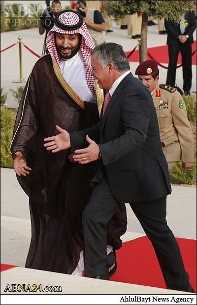 عربستان,اردن