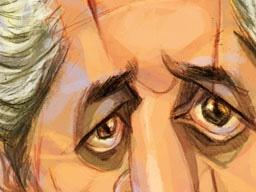 کاریکاتور/ احمدرضا درویش در برزخ!