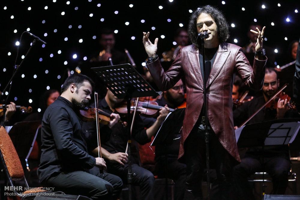 حاشیههای کنسرتی که قرار بود یاد فیلمهای کیمیایی را زنده کند/ در کنسرت رضا یزدانی چه گذشت؟