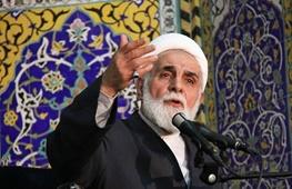 علی اکبر ناطق نوری,نماز جمعه