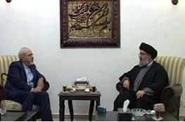 محمدجواد ظریف,حزب الله,سید حسن نصرالله,لبنان