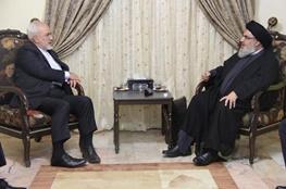 محمدجواد ظریف,حزب الله,لبنان,خاورمیانه,سید حسن نصرالله