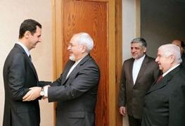 ایران و عربستان,ایران و سوریه,سوریه,عربستان