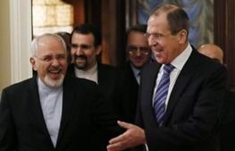 محمدجواد ظریف,ایران و روسیه,سرگئی لاوروف