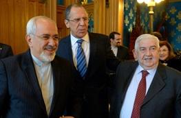 ایران و سوریه, سوریه, روسیه, عربستان, بشار اسد