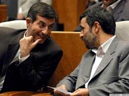 اسفندیار رحیم مشایی,مصطفی پورمحمدی,محمود احمدی نژاد