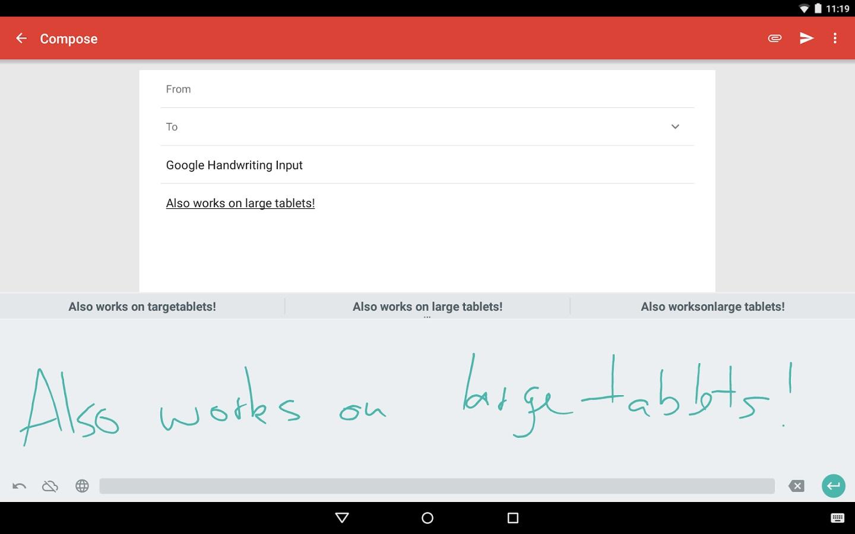 چگونه با نوک انگشت روی هر نوع گوشی اندرویدی بنویسیم؟ / لینک دانلود اپلیکیشن