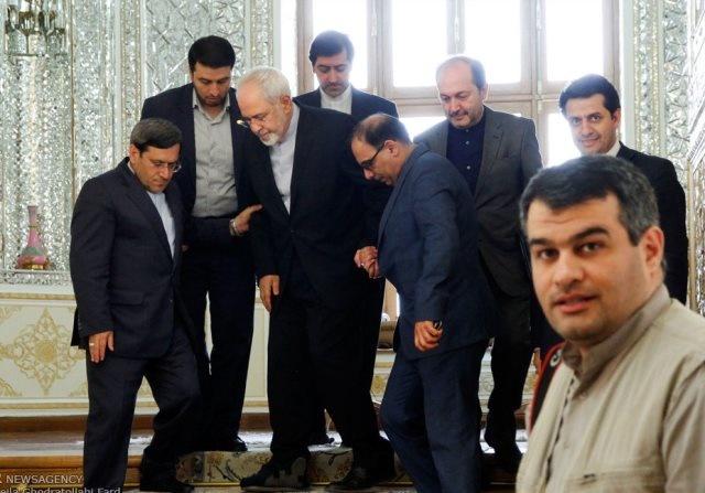محمدجواد ظریف,محمدجواد لاریجانی