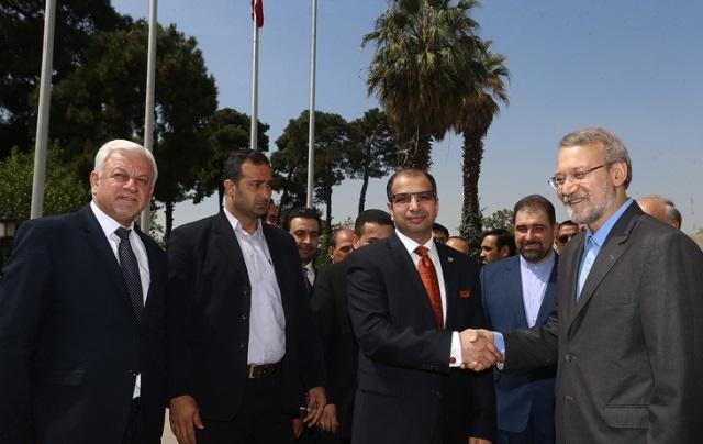 عراق,علی لاریجانی,محمدجواد ظریف,محمد حسن ابوترابی