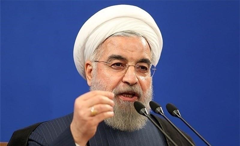 روحانی: گفتیم تا مارا تهدید میکنید، ما هم زیر کوه سایت میزنیم/برای پساتحریم باید برنامه ریزی کنیم