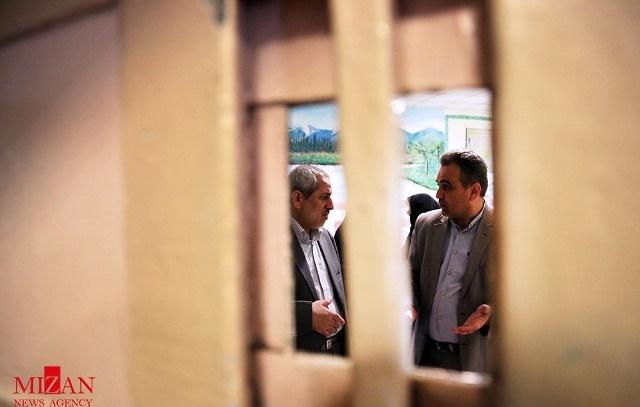 بازدید سرزده دادستان تهران از ندامتگاه زنان شهرری
