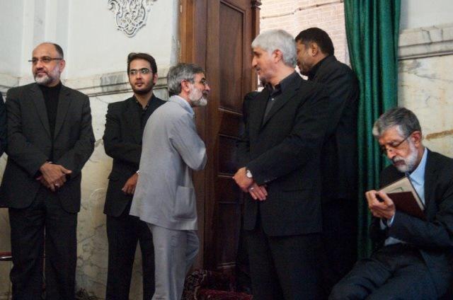 ابوالقاسم خزعلی,محمود احمدی نژاد