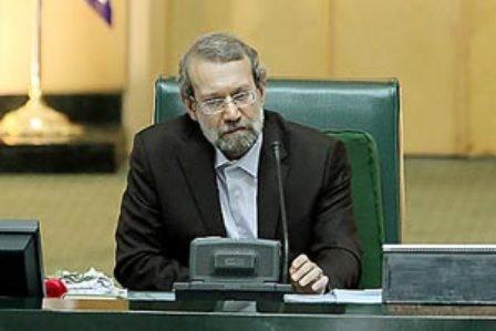 درخواست رئیس مجلس از مجامع بین المللی برای دفاع از مردم فلسطین/ فریاد مرگ بر اسرائیل در مجلس