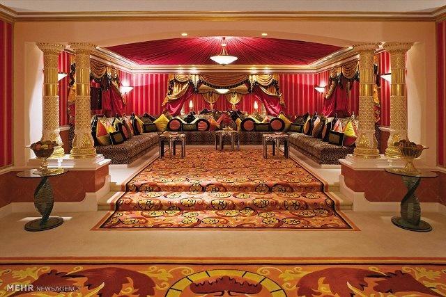 هتل مجلل برج العرب دوبی