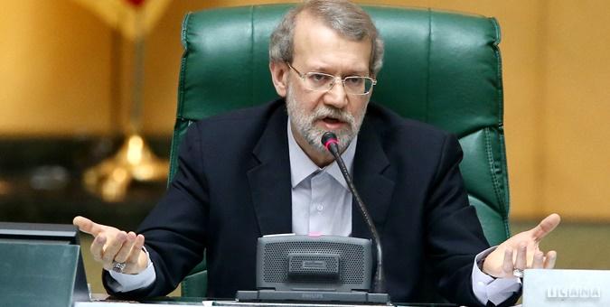 لاریجانی:  امروز جریان تندرو مصیبت بزرگی برای جهان اسلام است