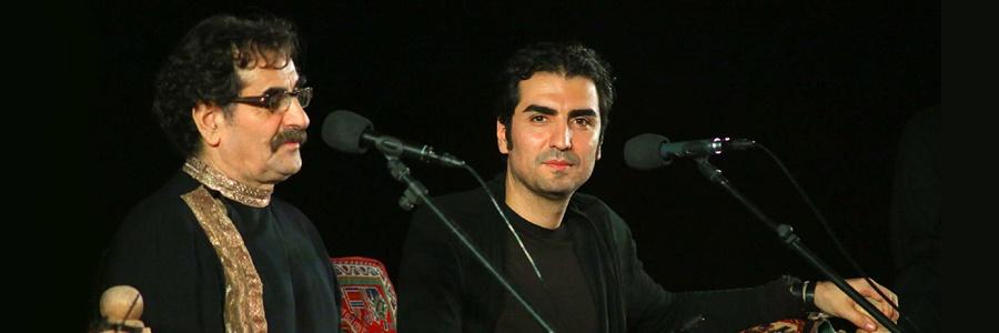 شهرام ناظری در قزوین کنسرت برگزار می کند