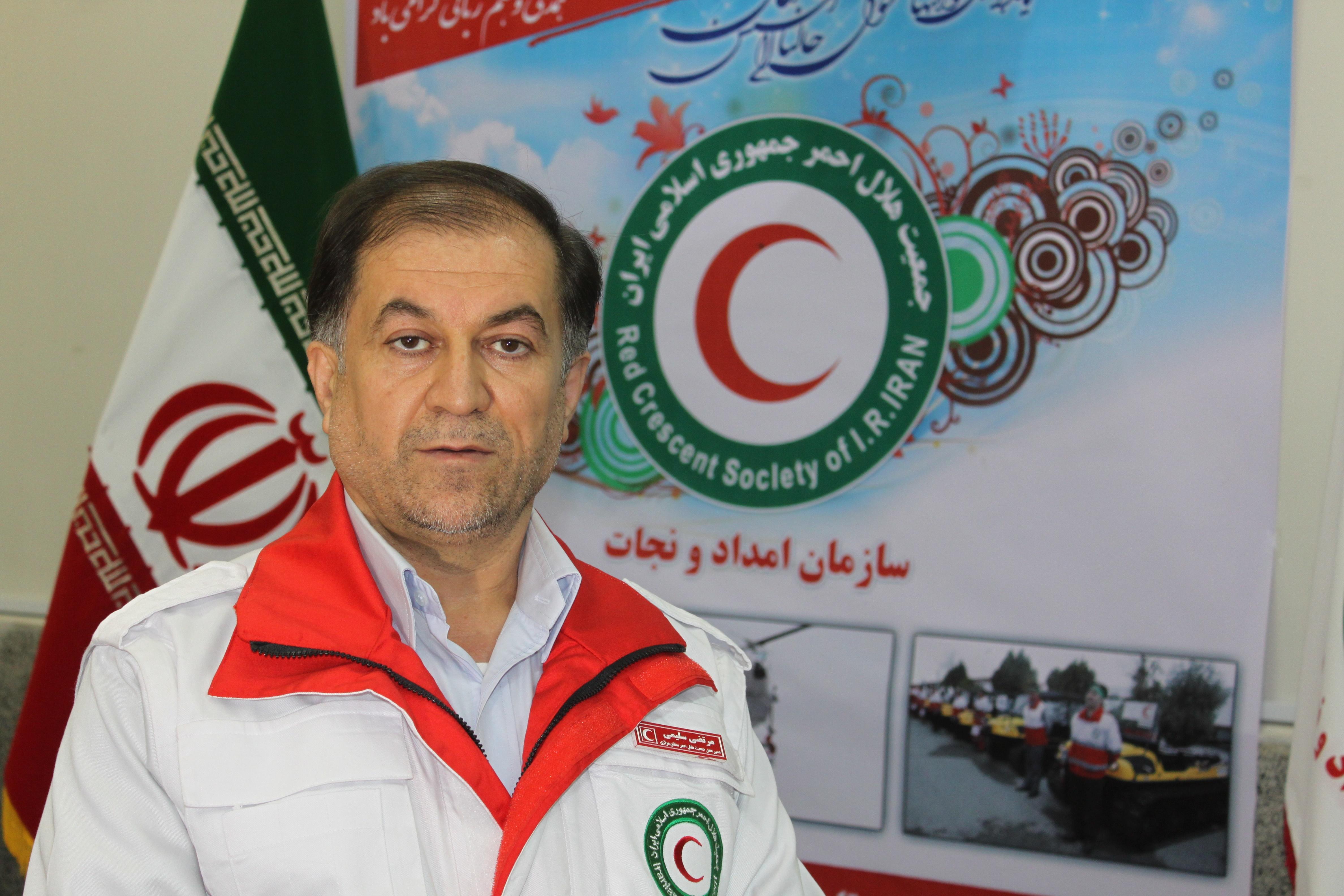 امداد رسانی جمعیت هلال احمر استان مرکزی به 593حادثه در شش ماه اول امسال