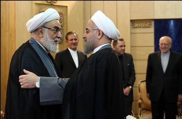 حسن روحانی,محمد محمدی گلپایگانی,نیویورک,سازمان ملل